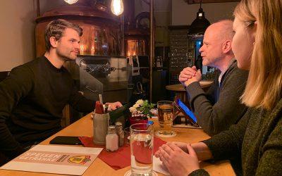 """TSB-Trainer Michael Schweikardt – """"Platz drei ist machbar!"""""""