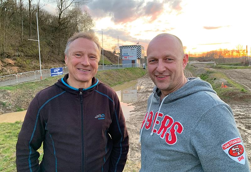 Winter-Motocross in Frankenbach: Die Pioniere der Corona-Absagen