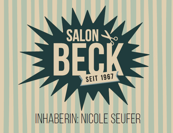 Salon Beck logo