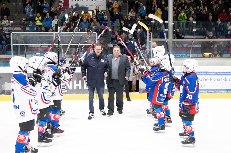 Sportgeschichte: Wie das Eishockey nach Heilbronn kam