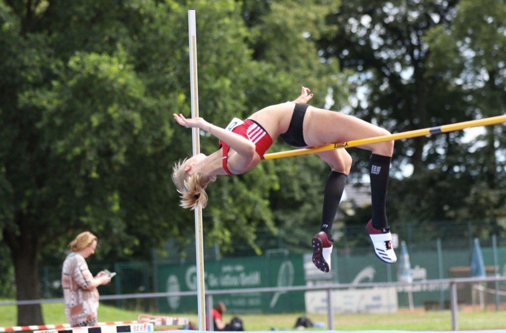 Jara Ellingers Weg zurück:  Mit neuer Bestleistung über 1,83 m