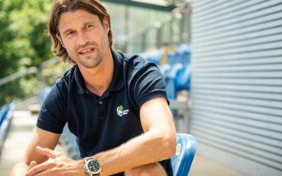 """Ex-Bundesligaprofi Martin Lanig: Vorbild für die """"Anpfiff""""-Kids"""