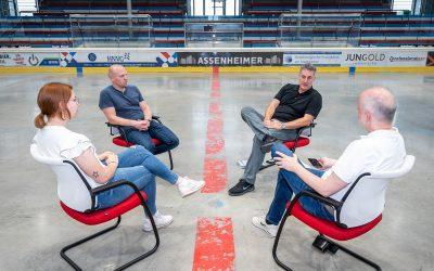 Neuer Falken-Manager Stefan Rapp: Zahlenfanatiker mit Eishockey-DNA