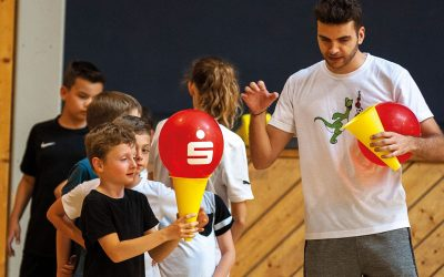 Freiwilligendienste im Sport: dein Verein als Arbeitgeber
