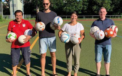 Heilbronn sammelt 1.870 Bälle für Tansania