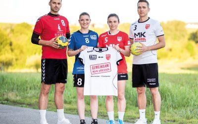 Neue Handballspielgemeinschaft:  Hallo, HSG Heilbronn!