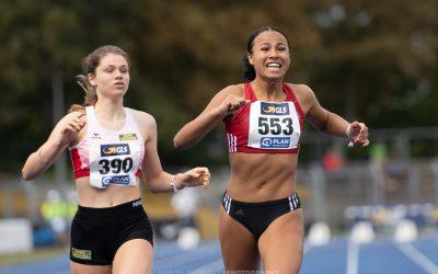 Triumphzug von Laura Raquel Müller: Gleich zwei U18-Meistertitel bei der DM