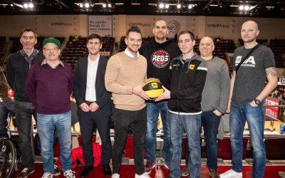TSG Heilbronn Reds kooperieren mit der Porsche Basketball Akademie