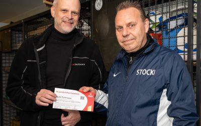 """SELGROS """"Stille Helden des Heilbronner Sports"""": Stephan Stock (Aramäer Heilbronn)"""