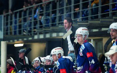 Falken-Coach Alexander Mellitzer: Co-Trainer von Team Österreich