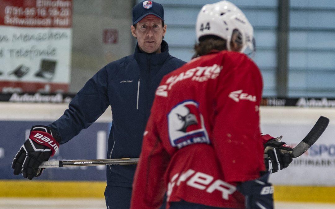 """Falken-Coach Michel Zeiter: """"Der 15.11. ist immer ein spezieller Tag"""""""