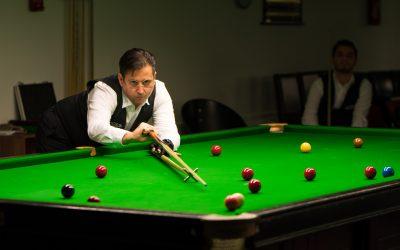 TSG Heilbronn träumt von Snooker-Arena