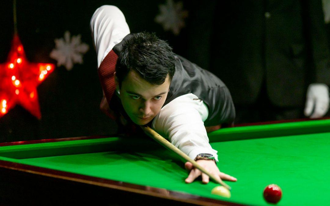 TSG Heilbronn Snooker: Profi Alexander Ursenbacher kommt