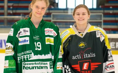 Annabella Sterzik und Xenia Merkle: U18-Nationalspielerinnen mit großen Zielen