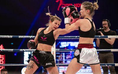"""K1-/Muay Thai-Kämpferin Aylina Engel: """"Blaue Augen und Cuts findet man cool"""""""