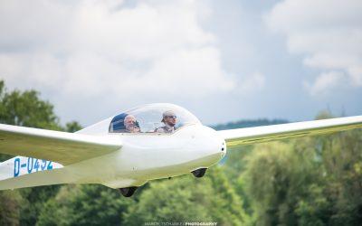 SPORTHEILBRONN geht in die Luft – Bei den Segelfliegern der Fliegergruppe Heilbronn