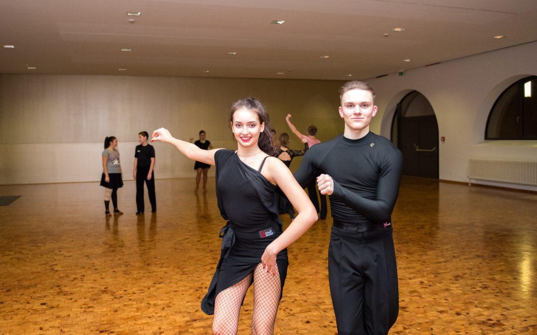 Juliane Aschenbrenner & Daniel Lepski: Erste Deutsche Meister des ATC Blau-Gold