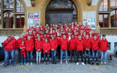 Jugendsportbegegnung in Solothurn: Sportlicher Vergleich und neue Freunde