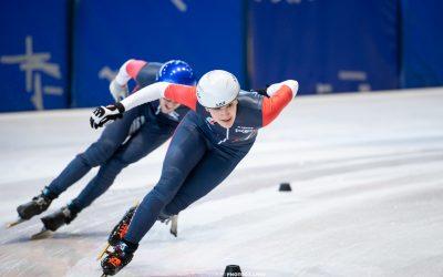 Shorttrack-Skating: Enni Wielsch erneut für den Bundeskader qualifiziert