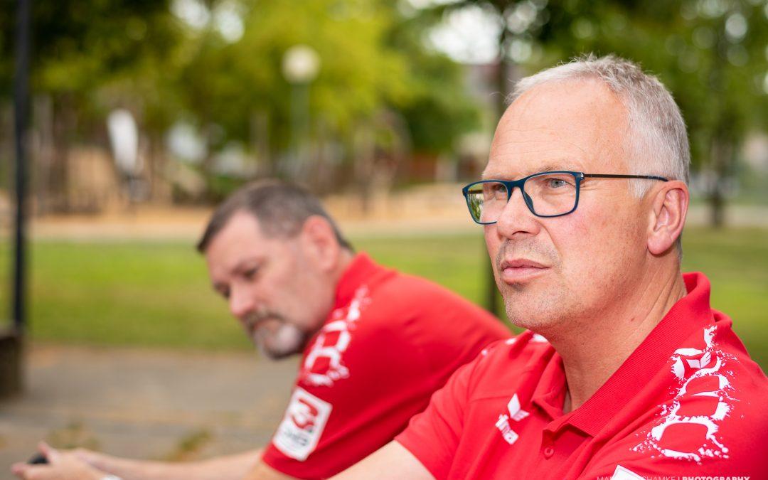 Trainerwechsel beim TSB Horkheim: Volker Blumenschein ist wieder da