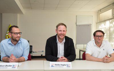 Heiko Vogler ist zurück: Perfekte Lösung für den Neuaufbau des Heilbronner EC