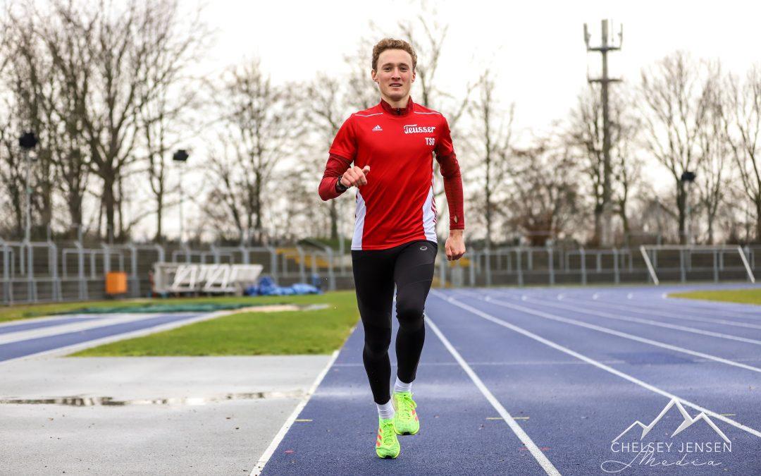 Es läuft bei Dustin Uhlig: Zwei Unterländer Rekorde im Coronajahr 2020