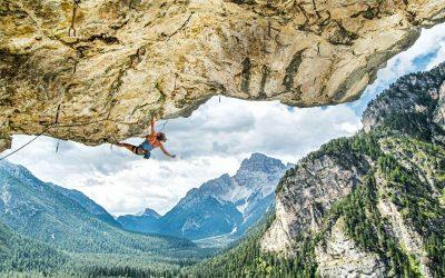 """Amelie Kühne: """"Beim Klettern dreht man das Unmögliche ins Mögliche"""""""