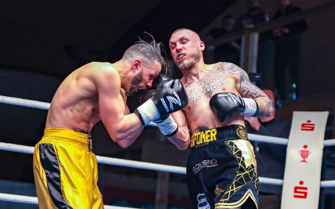 Slawa Spomer bleibt ungeschlagen: 13 Profikämpfe in Folge gewonnen