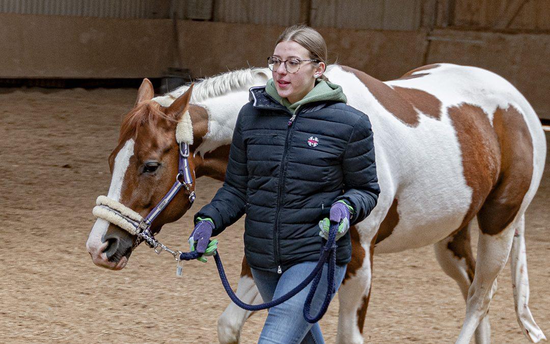 Westernreiterin Zoe-Christine Cosic: Europameisterin unter dem Radar